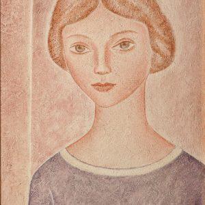 1957 Ritratto di Anna