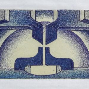 1986 Bozzetto Ambiente B 126
