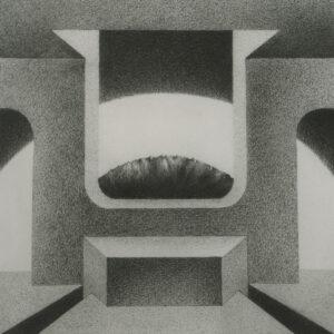 1986 Bozzetto per Ambiente