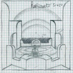 1988 Bozzetto Ambiente B 288